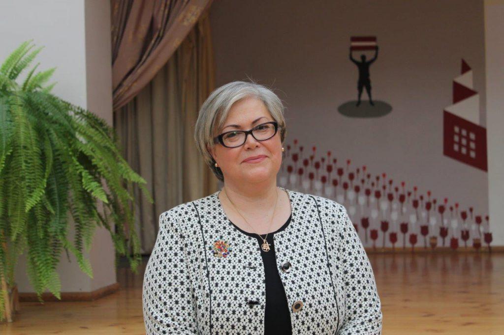 Andżella Liepa prezes