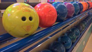 """""""Bowling"""" - wspólna zabawa"""