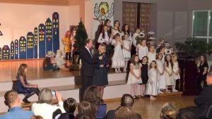 Wigilia 2016 w Polskiej Szkole w Rydze