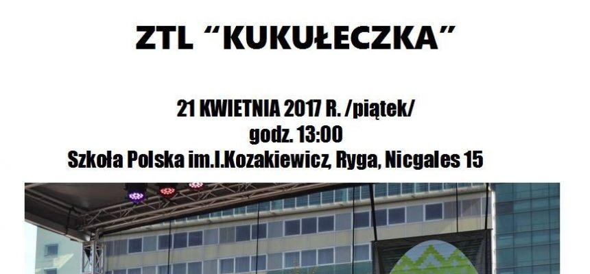 """Wielkanocny koncert ZTL """"Kukułeczka"""""""