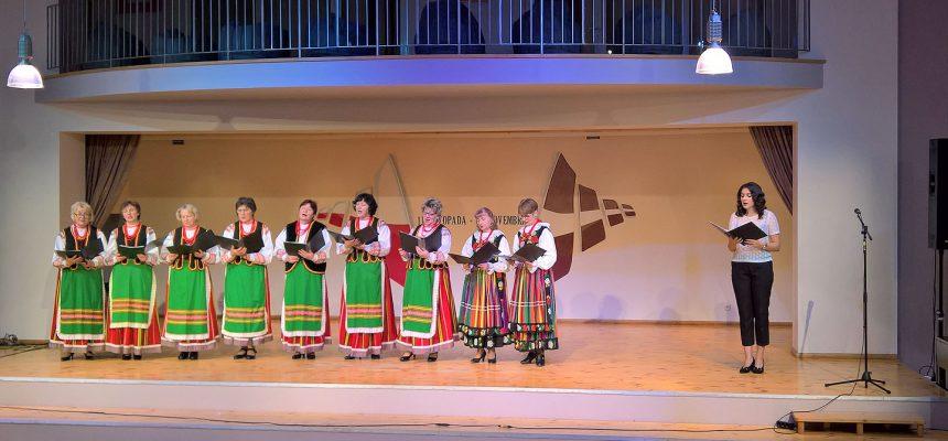 Uroczystość upamiętniająca odzyskanie przez Polskę i Łotwę niepodległości
