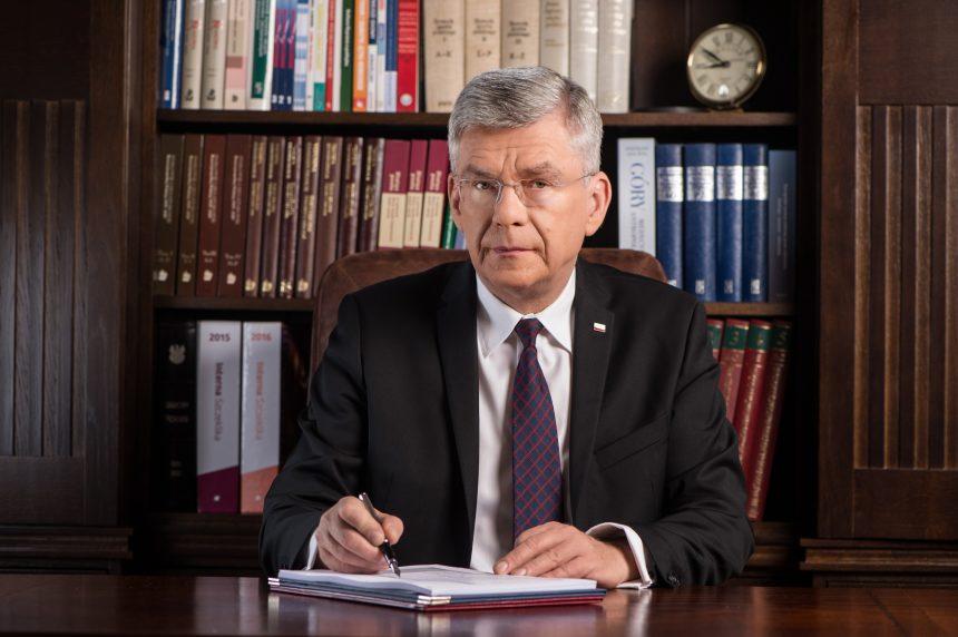 List marszałka Senatu RP do Polonii i Polaków za granicą