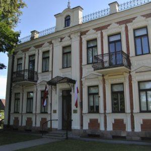 Wizyta Marszałka Senatu RP Stanisława Karczewskieg na Łotwie