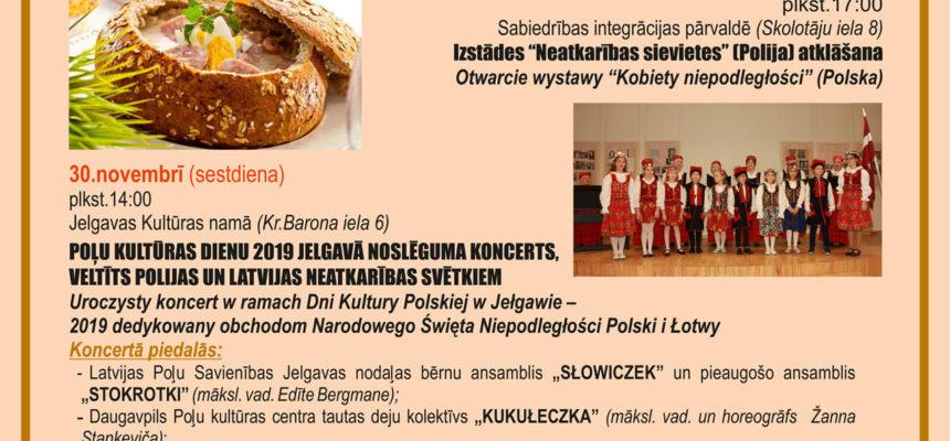 Dni Kultury Polskiej w Jelgavie